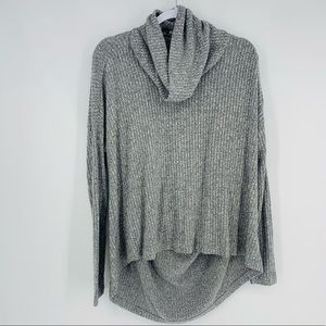 Saturday Sunday Anthropologie Ribbed Knit Sweater